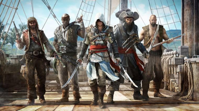 Három Assassin's Creed egyszerre bevezetőkép