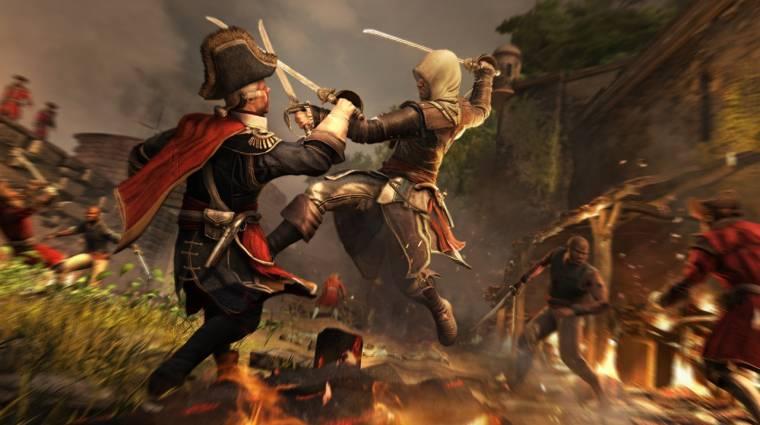Gamescom 2013 - Assassin's Creed IV: Black flag remote play demo bevezetőkép