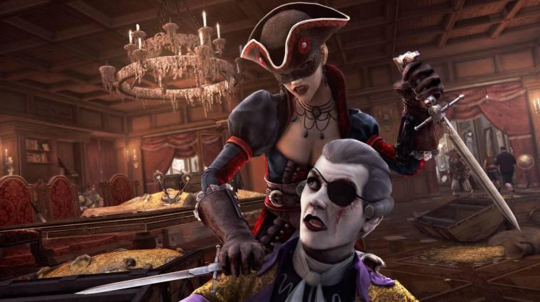 Assassin's Creed IV: Black Flag multiplayer előzetes - ilyen a kalózbarátság  bevezetőkép
