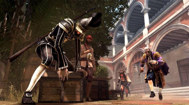 Assassin's Creed IV: Black Flag - szúrd hátba a haverjaid  bevezetőkép