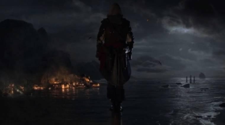 Assassin's Creed IV - így készült a zseniális Defy trailer (videó) bevezetőkép