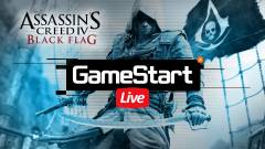 [18:00] GameStar Live - Assassin's Creed IV: Black Flag PC livestream kép