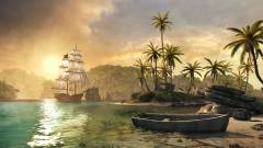 Assassin's Creed IV: Black Flag - gigantikus patch érkezett  kép