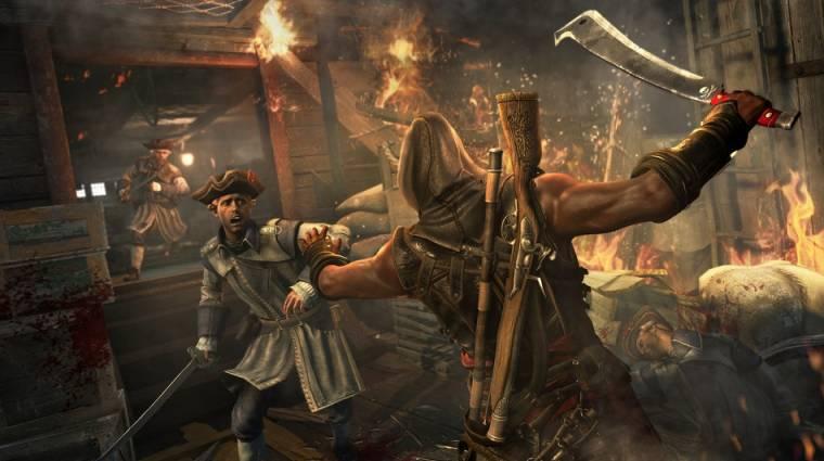 Assassin's Creed IV: Black Flag - megjelent a Freedom Cry, itt a trailer bevezetőkép