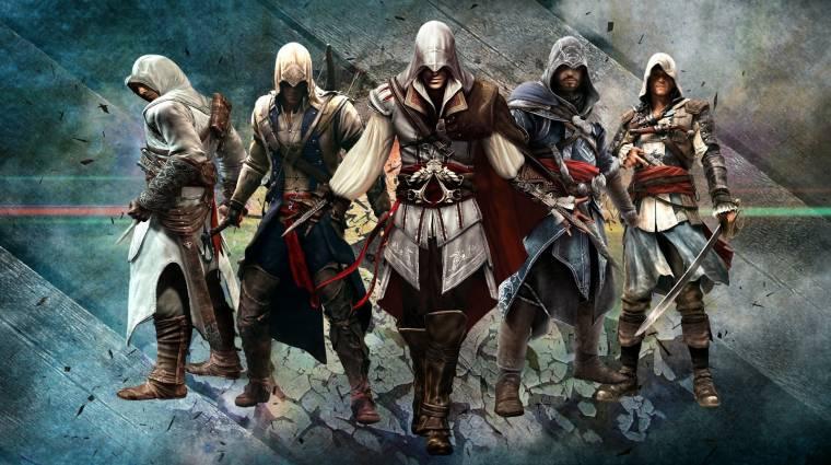 Assassin's Creed - a sorozatnak még nincs vége bevezetőkép