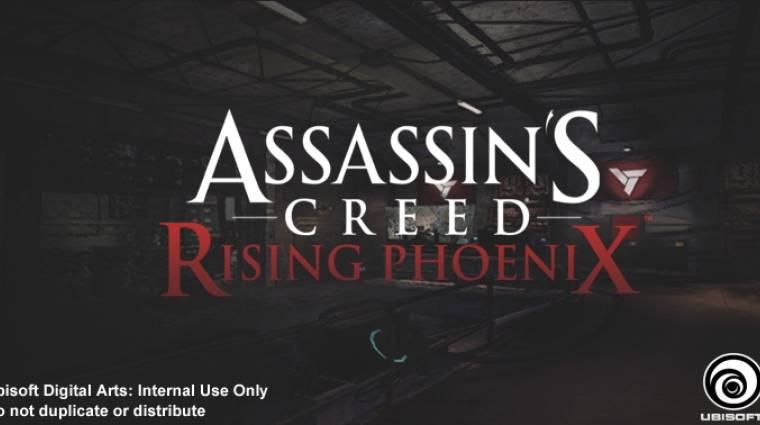 Assassin's Creed: Rising Phoenix - még egy AC jön idén? bevezetőkép