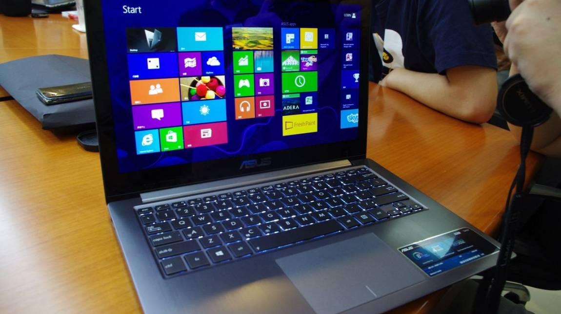 Asus VivoBook U38N teszt: AMD ultrabook testben kép