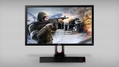 BenQ monitor hardcore játékosoknak kép