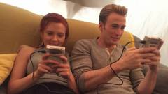 Ismét közösen forgat Chris Evans és Scarlett Johansson kép