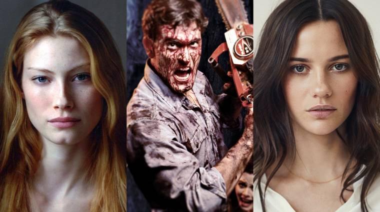 Már a főszereplőket is megtalálták az Evil Dead 4-hez kép