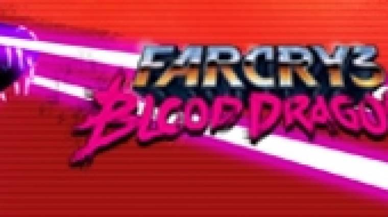 Far Cry 3: Blood Dragon - kiszivárgott borító bevezetőkép