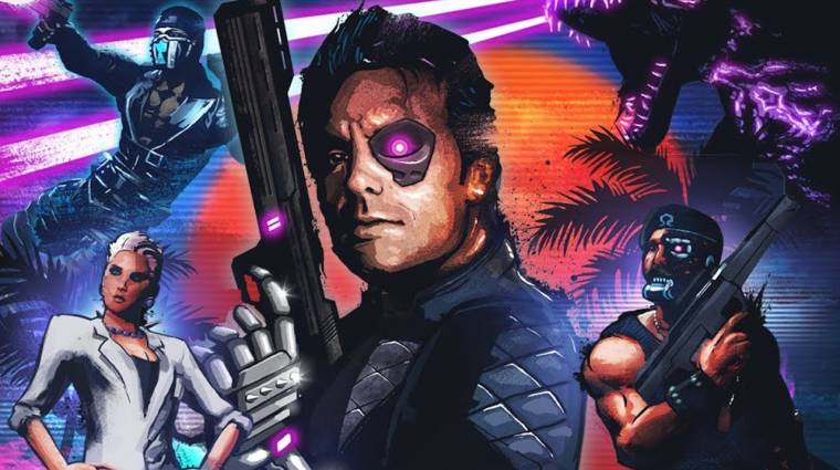 Trials of the Blood Dragon - ez jön a Far Cry 3: Blood Dragon után? bevezetőkép