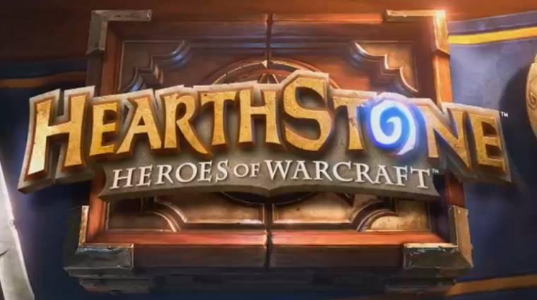 Hearthstone: Heroes of WarCraft - heteken belül bétázunk bevezetőkép