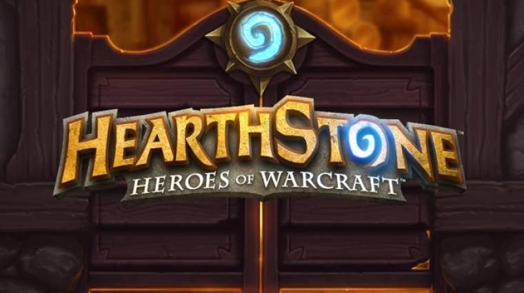 Hearthstone - száznál is több új kártya az új kiegészítőben bevezetőkép
