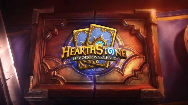 Hearthstone - több ezer kitiltott fiók botolás miatt bevezetőkép
