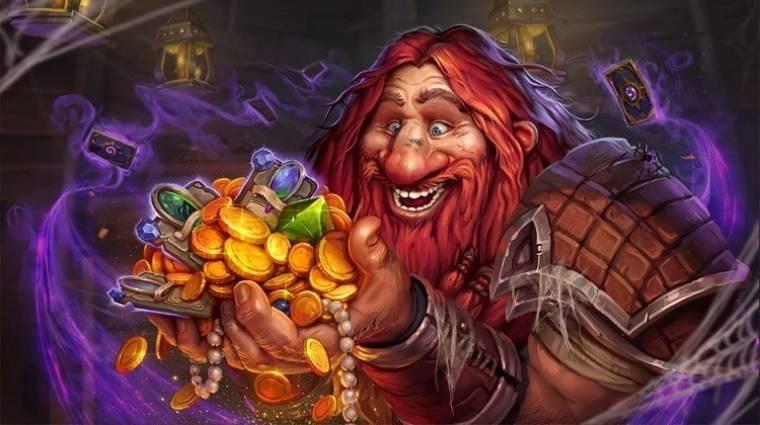 Drágulnak a Hearthstone kártyák, a játékosok őrjöngenek bevezetőkép