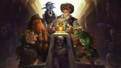 BlizzCon 2015 - őrületes lesz az új Hearthstone kiegészítő kép