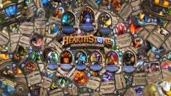 Egy Hearthstone rajongó 2000 lapos valódi kártyagyűjteményt készített kép