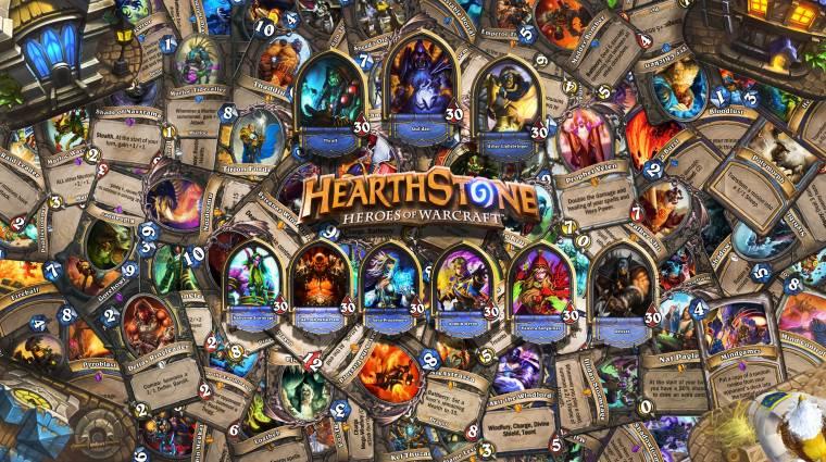 Egy Hearthstone rajongó 2000 lapos valódi kártyagyűjteményt készített bevezetőkép