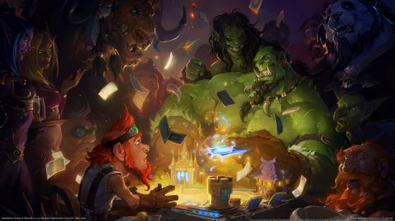 Hearthstone: Heroes of Warcraft infódoboz