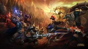 League of Legends kép