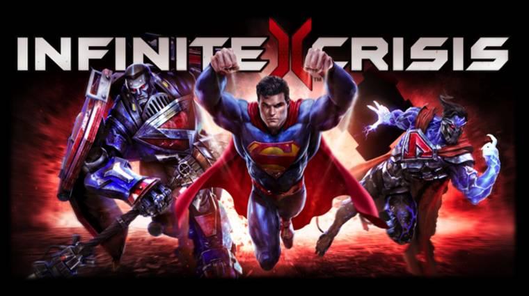 Infinite Crisis - nemsokára nyílt béta bevezetőkép