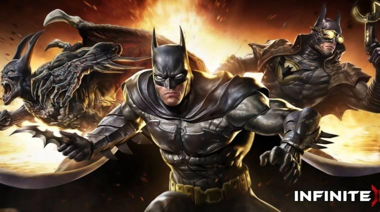 Infinite Crisis - megbukott a szuperhősös MOBA bevezetőkép