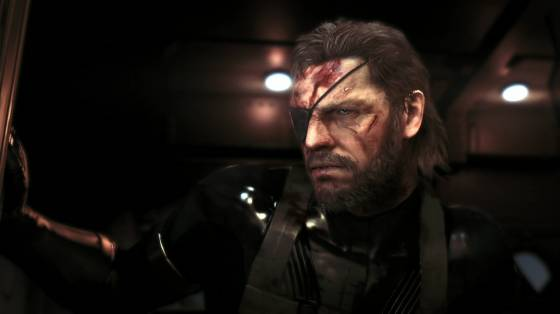 Metal Gear Solid 5: The Phantom Pain infódoboz