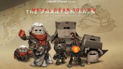 LittleBigPlanet  3 - Metal Gear Solid 5: The Phantom Pain DLC-vel az igazi kép