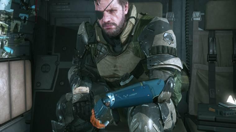 Metal Gear Solid V - már tudjuk, miért játszódott le a rejtett befejezés bevezetőkép