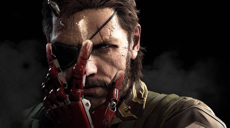 Ennyire nem érdekelné már a Konamit a Metal Gear Solid? bevezetőkép
