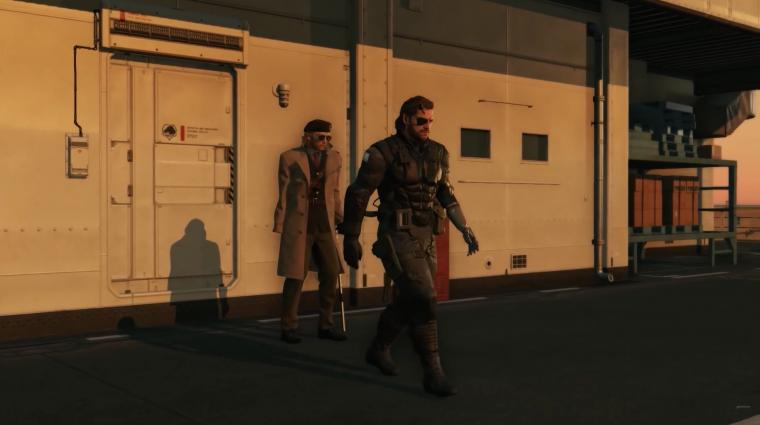 Metal Gear Solid V - megjelent a befejezés, aminek még nem kellett volna bevezetőkép
