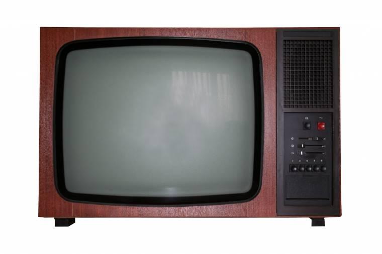 lengyel SECAM rendszerű tévé