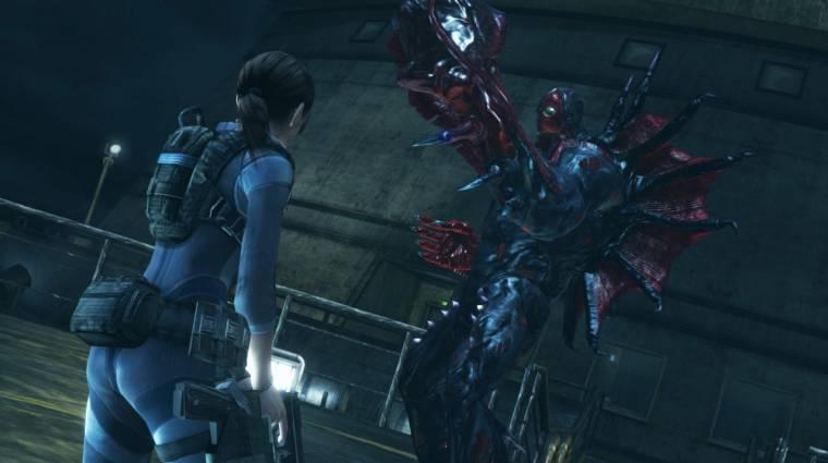 Resident Evil: Revelations - újabb bombanő a húspulton bevezetőkép