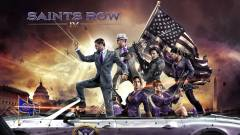 Saints Row IV - brutális gameplay videó kép