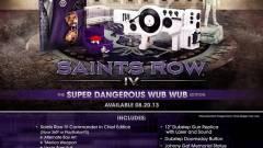 Saints Row IV - megérkezett a gyűjtői kiadás kép