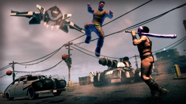 Saints Row IV: Re-Elected - mindent tartalmaz a next-gen változat bevezetőkép