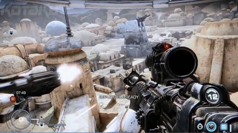 Star Wars: First Assault - készülhetünk a Battlefront 3-ra? bevezetőkép