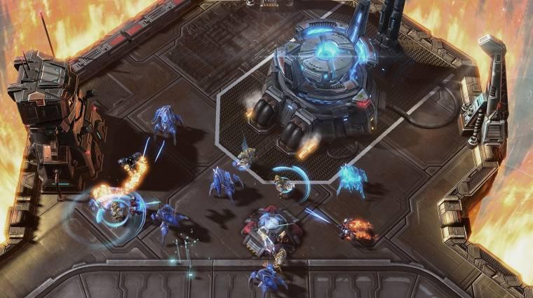 StarCraft 2: Legacy of the Void - elindult a béta bevezetőkép