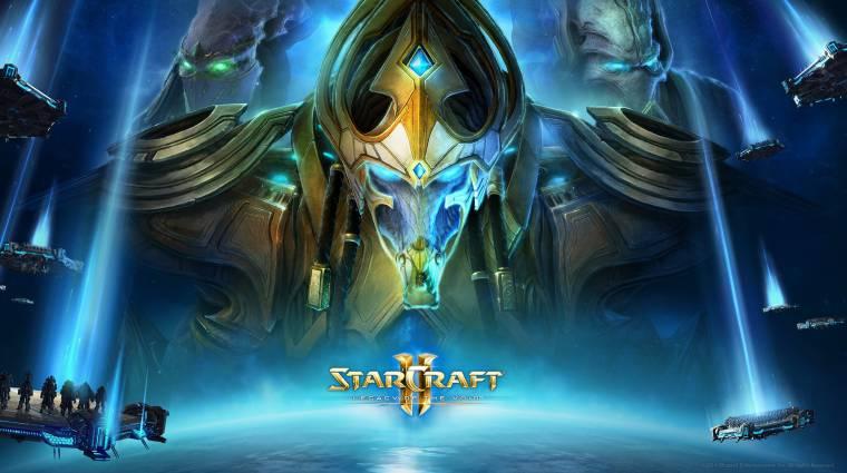 10 év után vége a StarCraft II-nek, nem jön új tartalom bevezetőkép