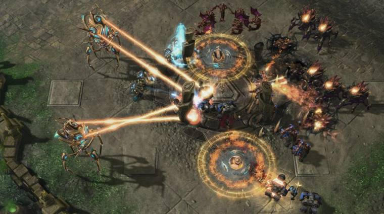 StarCraft II: Legacy of the Void tesztek - így sikerült az utolsó kiegészítő bevezetőkép