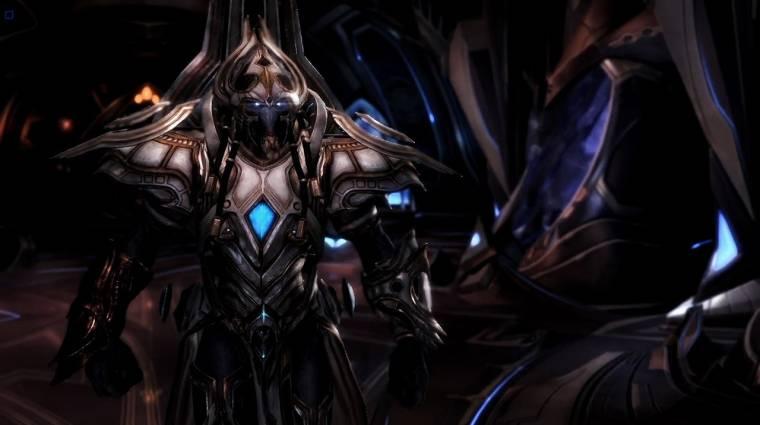 Heroes of the Storm karaktert kapnak a StarCraft II: Legacy of the Void elővásárlói bevezetőkép