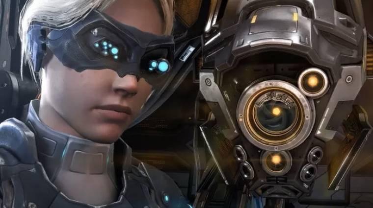 BlizzCon 2015 - érkezik a StarCraft II: Nova Covert Ops küldetés csomag bevezetőkép
