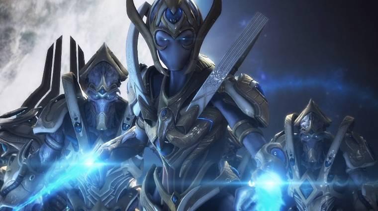 StarCraft II: Legacy of the Void - 1 millió példány ment el 24 óra alatt bevezetőkép