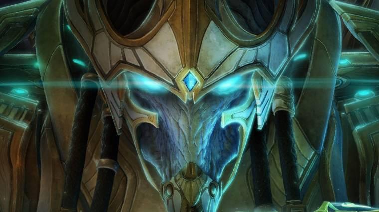 Ezért lesz ingyenes a StarCraft II bevezetőkép