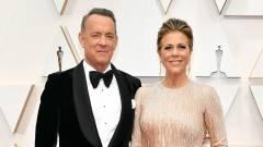 Tom Hanks és Rita Wilson elkapta a koronavírust kép