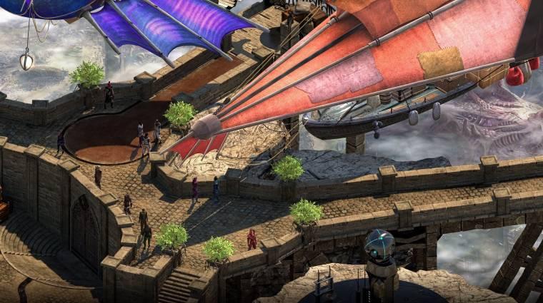 Torment: Tides of Numenera - megvan a béta időpontja bevezetőkép