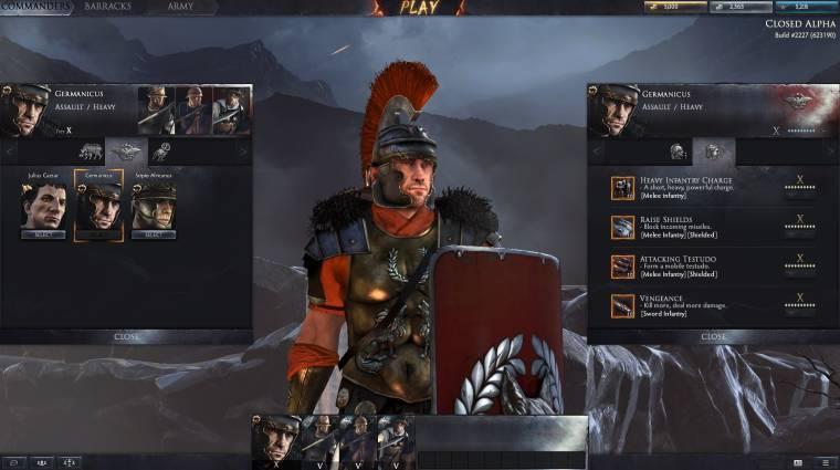 Total War: Arena - a parancsnokokról esik szó a legújabb fejlesztői naplóban bevezetőkép