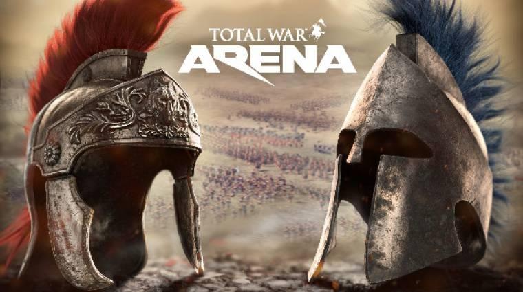 Total War: Arena -  a Wargaming égisze alatt jelenhet meg bevezetőkép