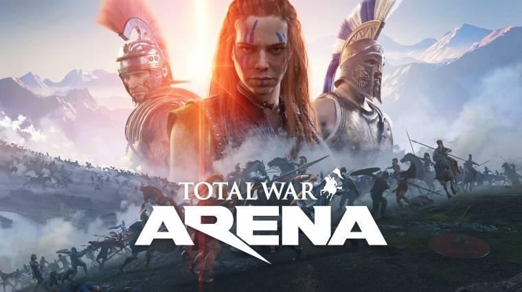 Total War: Arena - a fegyverekre koncentrál a legújabb fejlesztői napló bevezetőkép